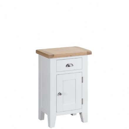 Toulouse White Small Cupboard